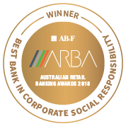ARBA Best Financial Institution In CSR 2017