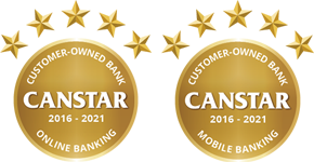Canstar 5 Star - Mobile and Online Banking