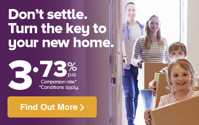 Don't settle. Turn the key to your new home.