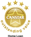 Canstar 5 Star Rating for Outstanding value